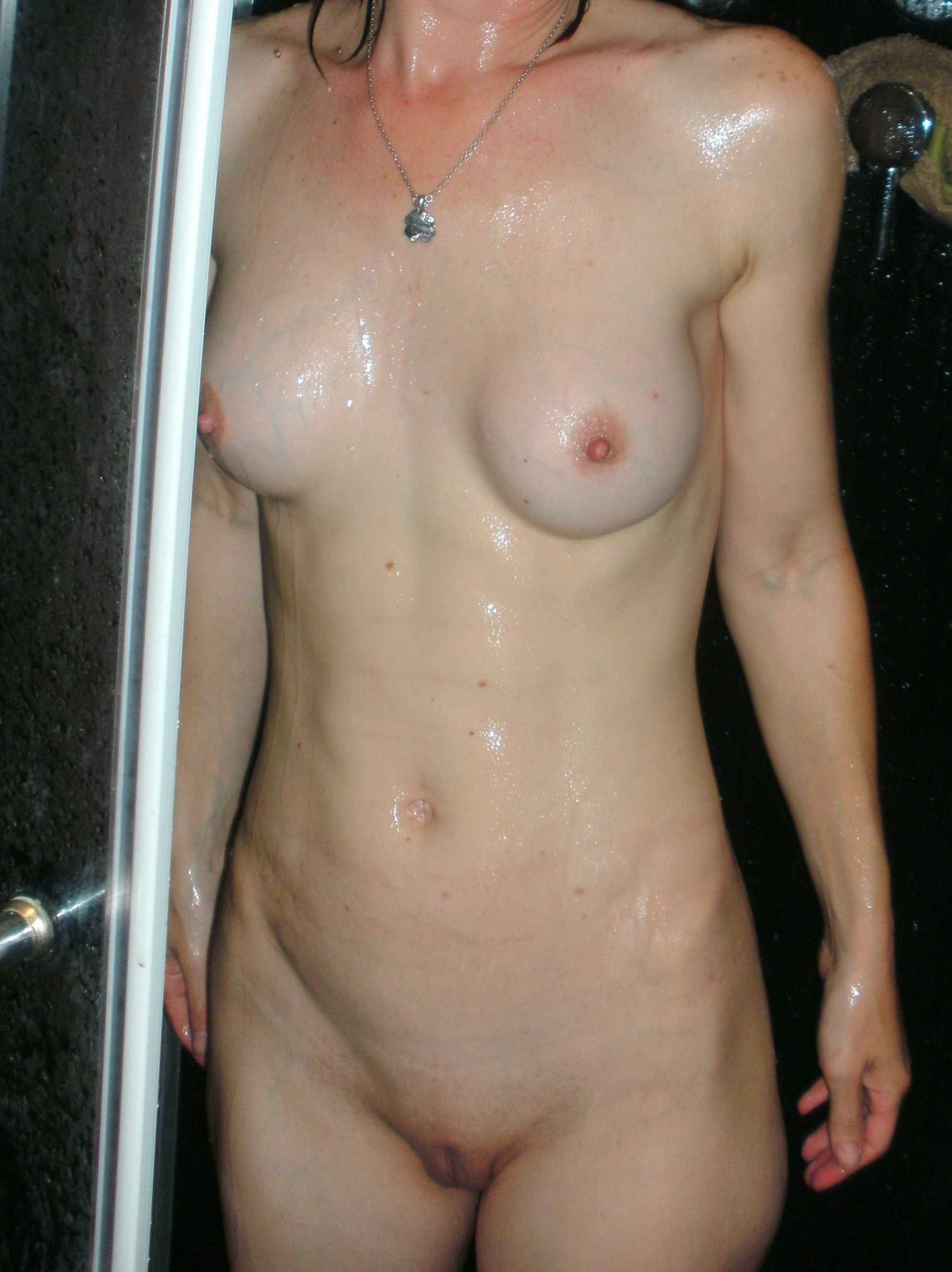 Adolescentes sous la douche